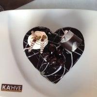 10/13/2012 tarihinde Bengi O.ziyaretçi tarafından KA'hve Café & Restaurant'de çekilen fotoğraf