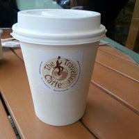 Photo taken at The Traveller Caffé by Zé on 11/24/2012