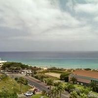 Photo taken at Hotel Vila Baleira Thalassa by Zé on 8/24/2013