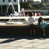 Photo taken at Plaza de Armas Talcahuano by Barbara A. on 12/29/2012