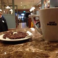 Photo taken at Caffè Nero by Andy L. on 11/15/2014