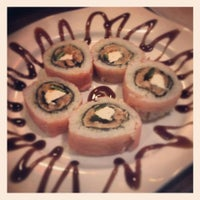 Photo taken at Yokohama Japanese Cuisine by Kelsey R. on 7/22/2013