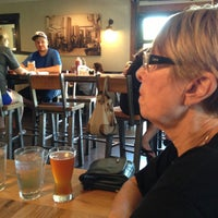 Photo taken at 10 Barrel Brewing Company by Craig B. on 7/3/2013