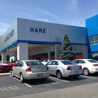 ... Photo Taken At Hare Chevrolet By Steve B. On 6/16/2014 ...