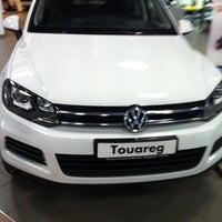 Снимок сделан в Volkswagen Атлант-М пользователем Danil H. 9/29/2012