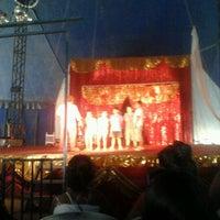 Photo taken at Calle Manuel Antonio Matta by Titi C. on 2/13/2013