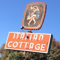 Photo taken at Italian Cottage by Jeff M. on 10/13/2012