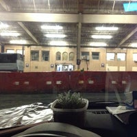 Photo taken at Greyhound Bus Lines by Tay I. on 4/20/2014
