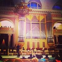 Снимок сделан в Филармония им. Д. Д. Шостаковича. Большой зал пользователем Ksenia S. 3/11/2013