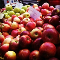 Photo taken at City Hall Greenmarket by Eugene K. on 10/16/2012