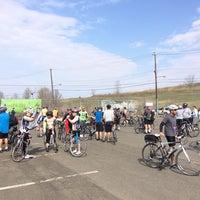 Photo taken at Freshkills Park by Eugene K. on 4/13/2014