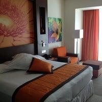 Photo taken at Hotel RIU Plaza by Dan L. on 10/6/2012