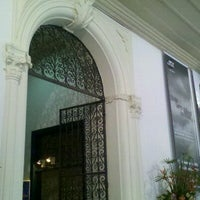Photo taken at Centro Caixa Cultural by Vinícius C. on 12/12/2012