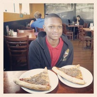 Photo taken at NYPD Pizza by Leighton D. on 12/20/2012
