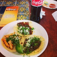 Photo taken at Taqueria La Hacienda by Stephen S. on 3/17/2013