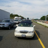 Photo taken at I-95 HOV Merge (The Merge) by Stephen L. on 7/18/2014