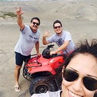 Foto diambil di Dunas Chachalacas oleh Mariana E. pada 9/27/2015