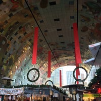 Photo taken at Markthal by Ruud on 12/31/2014
