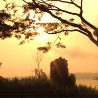 Photo taken at Lower Seletar Reservoir Park by Garrett on 10/18/2012