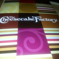 Photo taken at Cheesecake Factory by Sherita M. on 7/14/2013