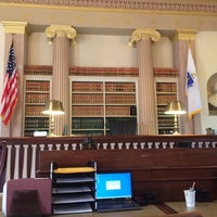 Photo taken at Barnstable Superior Courthouse by Steve K. on 9/24/2014