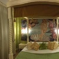 Photo taken at Hotel il Castelletto by Flavio M. on 3/14/2017