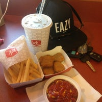 Photo taken at Jack in the Box by Bailey H. on 3/25/2013
