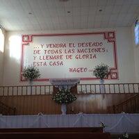 Photo taken at Parroquia San Jose Obrero by Cesar M. on 1/26/2013