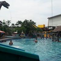 Photo taken at Suncity Waterpark by Narto R. on 12/3/2017