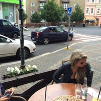 Photo taken at Café Vertigo by Petr B. on 7/3/2016