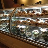 Photo taken at Clinton Bakery Café by David C. on 5/1/2013