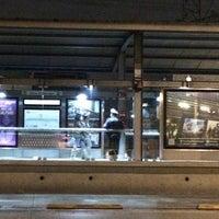 Photo taken at Metrobus Estacion Heroe de Nacozari by John M. on 10/19/2014
