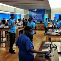Photo taken at Microsoft Store by Tierrasanta SDA C. on 10/28/2012