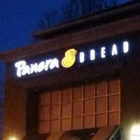 Photo taken at Panera Bread by Jay L. on 3/27/2013