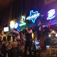 Photo taken at Coyote Ugly Saloon - San Antonio by Roy J. on 1/15/2013