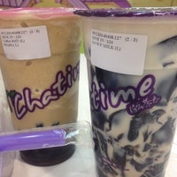Photo taken at Chatime by sri h. on 4/8/2014