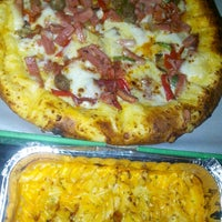 Photo taken at PHD (Pizza Hut Delivery) by Bagoes S. on 7/21/2013
