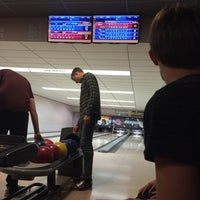 Photo taken at Bowling Center by Britt L. on 10/2/2016