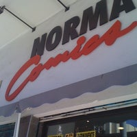 Photo taken at Norma Comics by Paolo P. on 1/18/2012