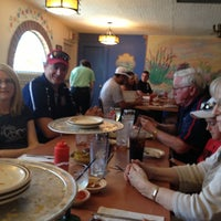 Photo taken at Molina's Midway Restaurant by Dave R. on 4/21/2013