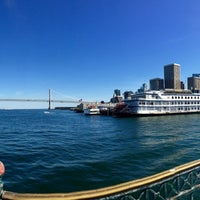 Photo taken at Pier 3 by Monica K. on 4/18/2016