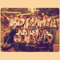 Photo taken at SMK N 2 Yogyakarta by Aprilia Nur I. on 1/20/2014