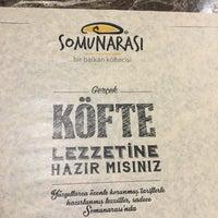 รูปภาพถ่ายที่ Somunarası (Bir Balkan Köftecisi) โดย M.Sinan Bayram เมื่อ 8/20/2018