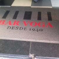 Photo taken at Bar Voga by Rafael B. on 7/18/2013