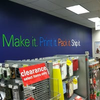 Photo taken at FedEx Office Print & Ship Center by The R. on 2/16/2013