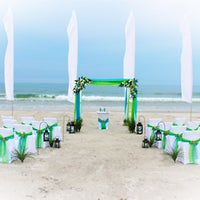 Photo taken at Affordable Beach Wedding LLC by Michael L. on 3/9/2014