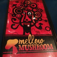 Photo taken at Mellow Mushroom by Eric R. on 11/15/2012