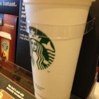 Photo taken at Starbucks by Eric R. on 3/16/2013