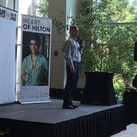 Photo taken at Hilton Worldwide Global Headquarters by Kristina P. on 6/1/2016