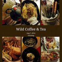Photo taken at Wild Coffee & Tea by Annie T. on 8/7/2014